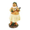 Hawaii miniature Dashboard Hula Doll - Ed Bradda with...