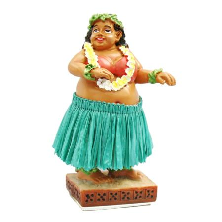 Hawaii miniature Dashboard Hula Doll - Sweet Wahine