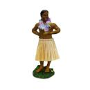 Hawaii miniature Dashboard Hula Doll - Man in Dancing Pose